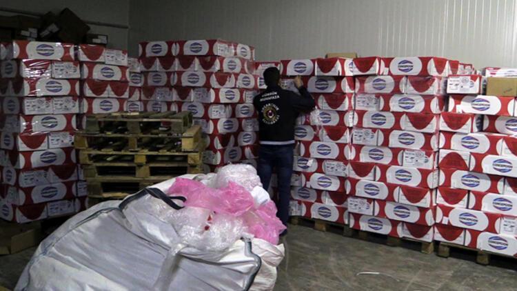 Kaçak etin arkasından 'yeni kurulan' şirketler çıktı