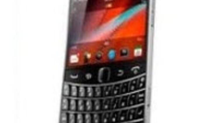 BlackBerry Bold 9900 çok yakında Türkiye'de