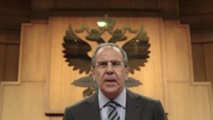 Lavrov: Bazı ülkeler Annan Planı'nın uygulanmasını istemiyor