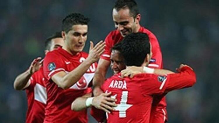 Türkiye 2-0 Avusturya