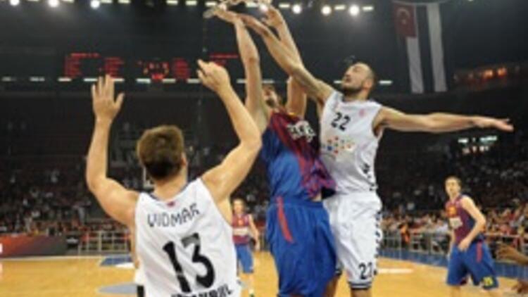 Beşiktaş 48-78 Barcelona Regal