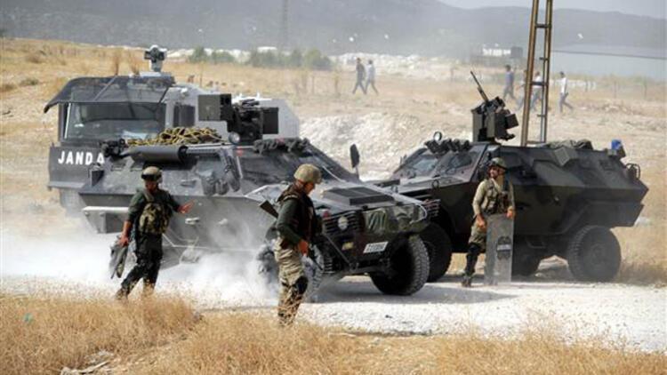 TSK'dan Lice açıklaması: 250 kişilik grup saldırdı