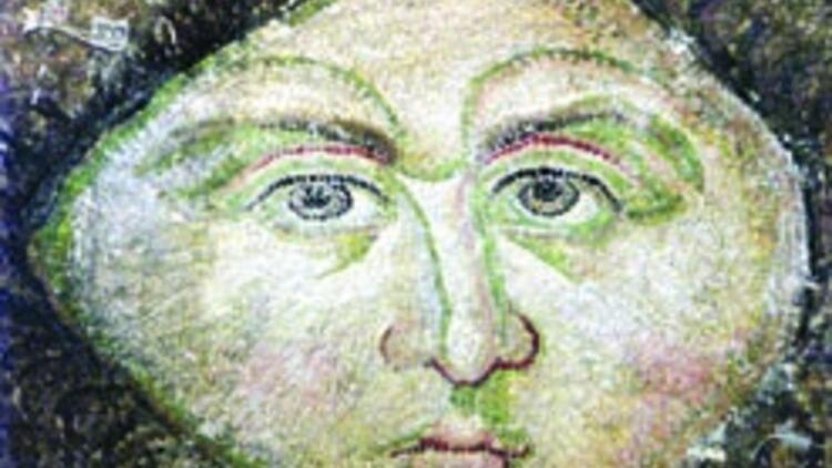 Ayasofya'nın meleği 160 yıl sonra gün ışığında