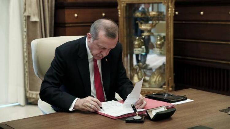Erdoğan imzaladı, İşte TSK'nin yeni komuta kademesinin tam listesi