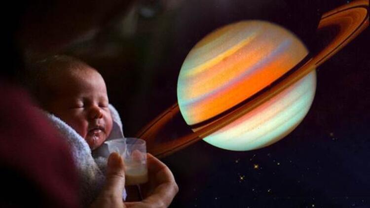 Hayatınızda ebenin etkisi, Satürnden daha fazla