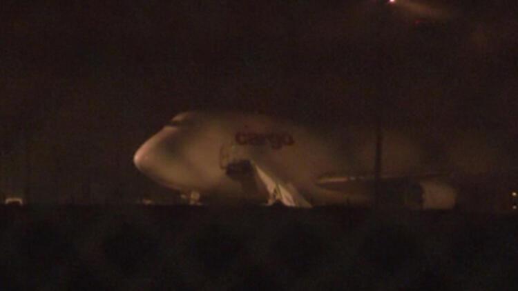 Türkiye Şam'a giden uçağı indirdi