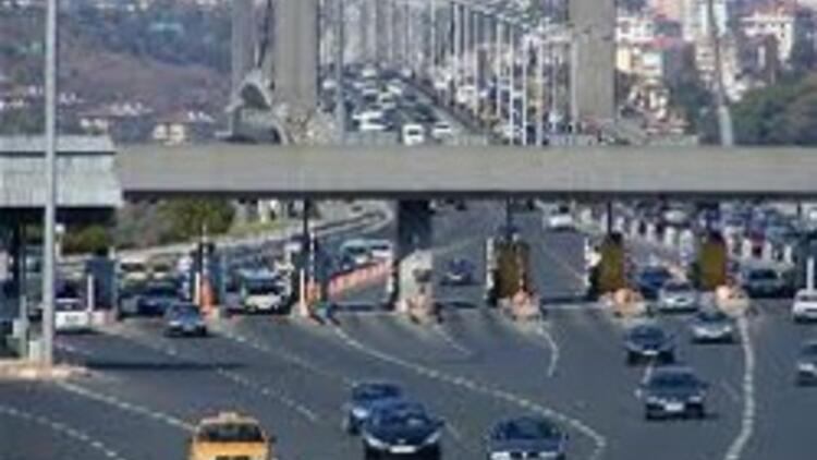 Köprü ve otoyollarda 'hızlı' çözüm