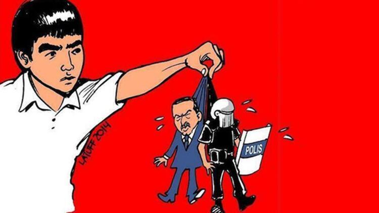 Brezilyalı karikatürist Carlos Latuff: Erdoğan benim ilham perim