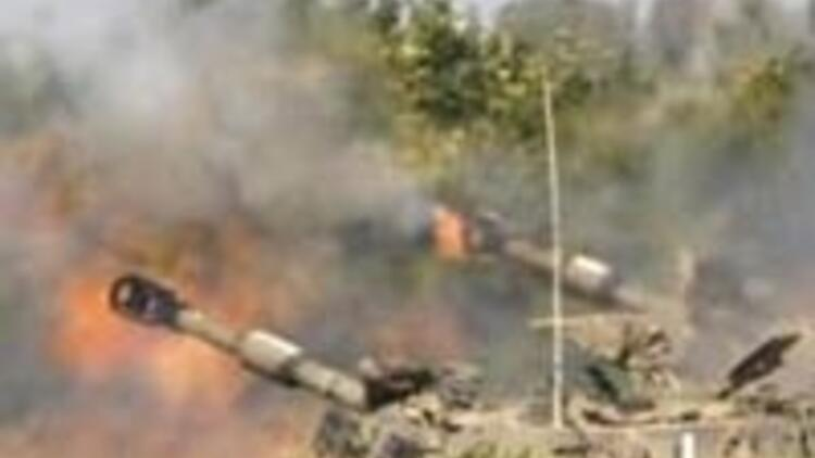 Savaş Lübnan'a sıçradı
