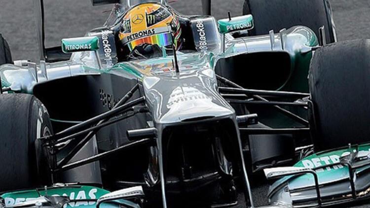 Hamilton 2. kez kazandı