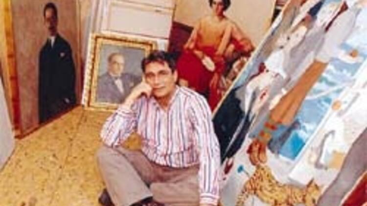 Ailesi dört nesildir resim topluyor o 650 parçalık koleksiyonun várisi AHMET MEREY