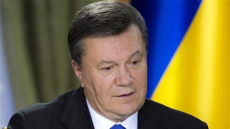 Ukrayna eski Cumhurbaşkanı Yanukoviç: Sorumluluğumu inkâr etmiyorum