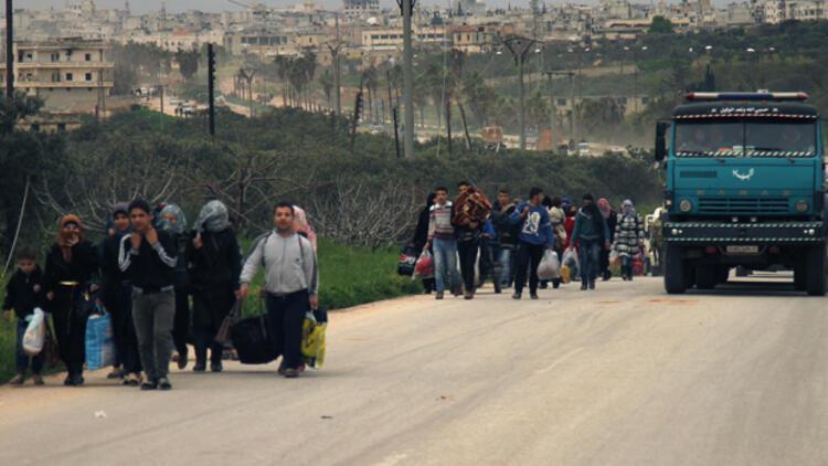 Suriye'de muhalifler İdlib vilayetini de ele geçirdi