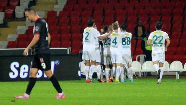 Balıkesirspor 0 - 5 Bursaspor