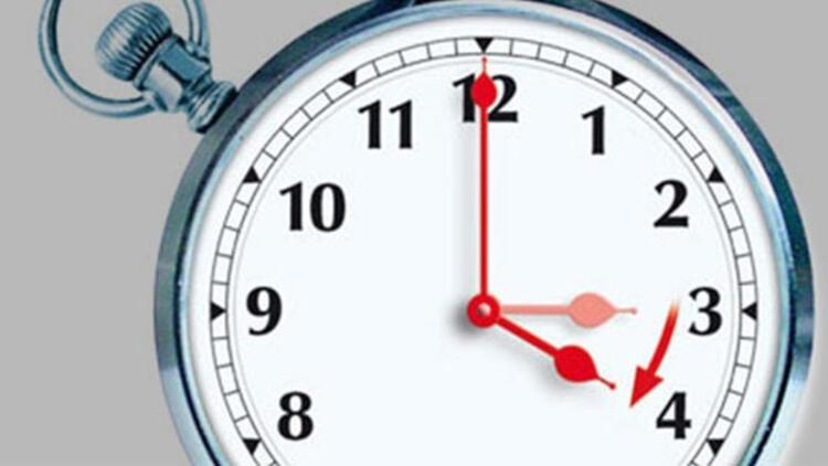 Saatler ne zaman ileri alınacak? (2015 yaz saati uygulaması)