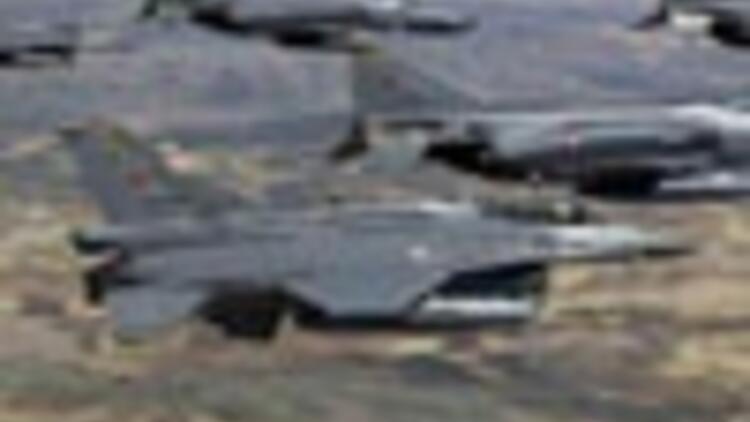 Turkish army confirms air strike against PKK bases in N. Iraq