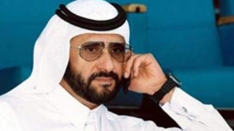 Dubai Prensi Maktum'un uçağı Diyarbakır'a acil indi