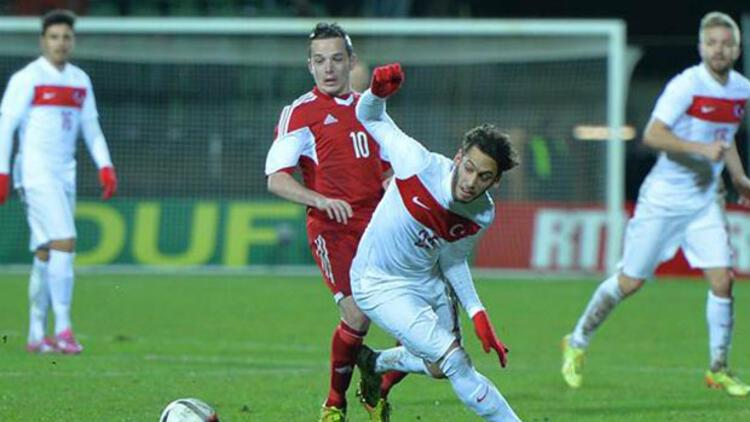 Lüksemburg 1 - 2 Türkiye