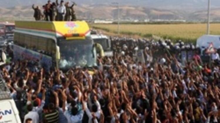Kandil ve Mahmurdan gelen PKKlılara hapis
