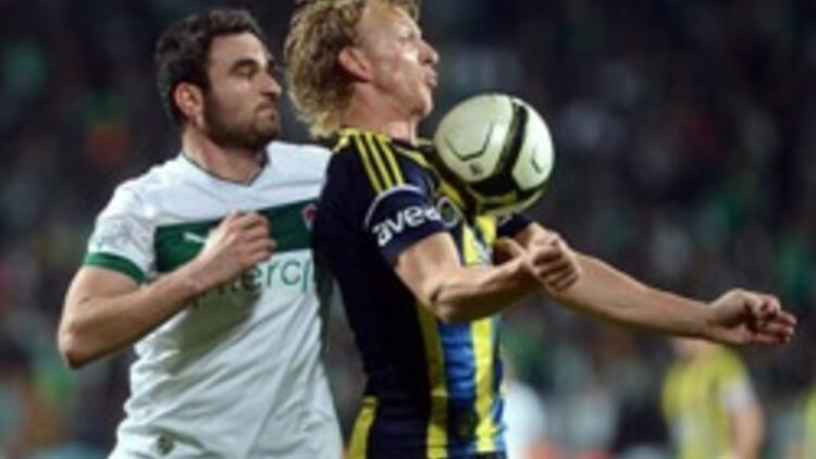 Bursaspor 2-3 Fenerbahçe