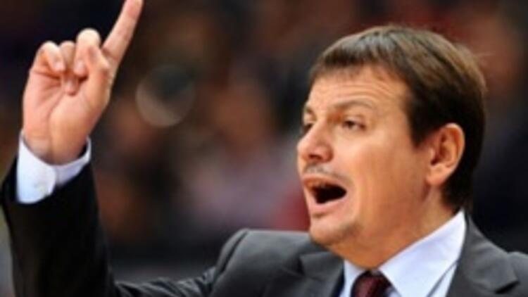 Ergin Ataman Galatasaray'da