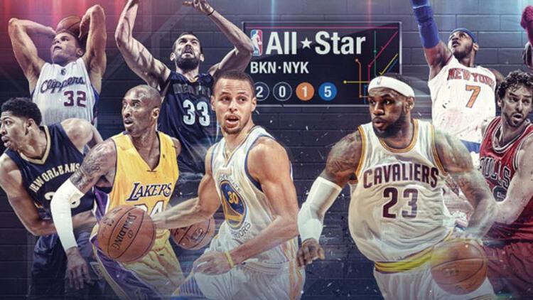 NBA'de All-Star heyecanı başlıyor