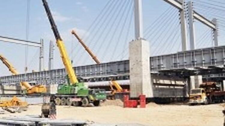 Türkmenistan'ın 90 köprüsünü Net Yapı 2 yılda yapacak