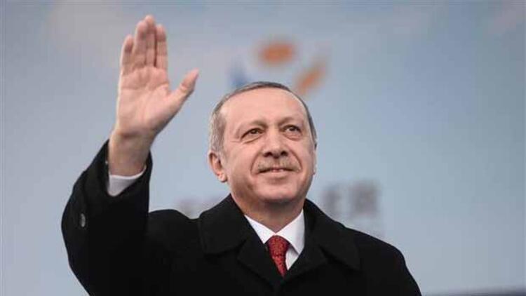 Cumhurbaşkanı Recep Tayyip Erdoğan Esenler'de konuştu
