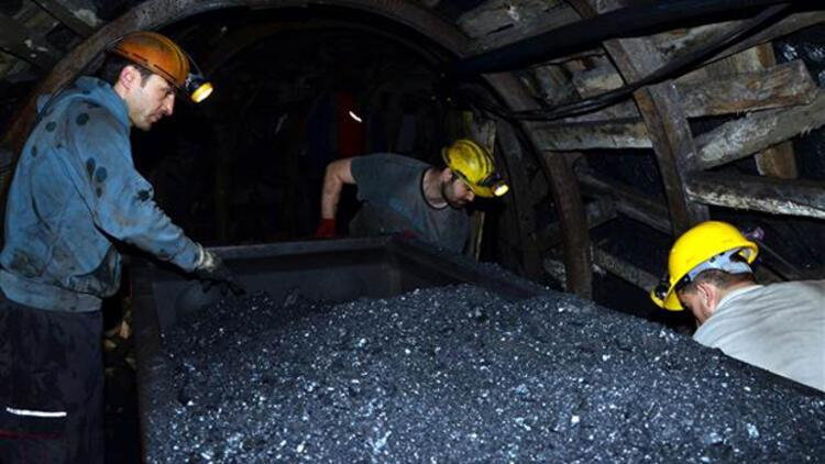 Taş kömüründe 73 yılın en düşük üretimi