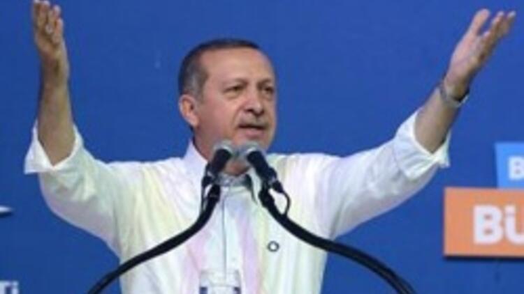 Erdoğan'dan AK Parti kongresinde tarihi konuşma