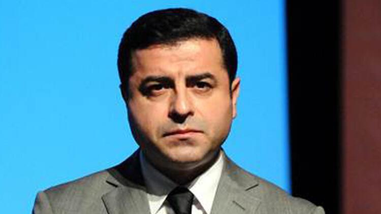 Demirtaş: Hem başbakan hem MHP, Dersim'de provokasyon yaratmak istedi