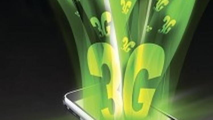 'Cep' hızlandı görüntü de girdi 3G'ye geçen 121'inci ülke olduk