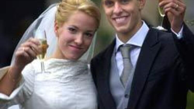 Belçikalı tenisçi Henin boşanıyor