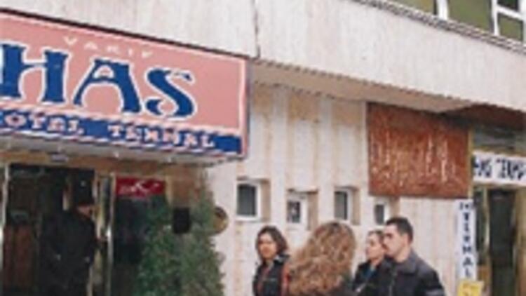 Eskişehir'de cinli hamam vaazı