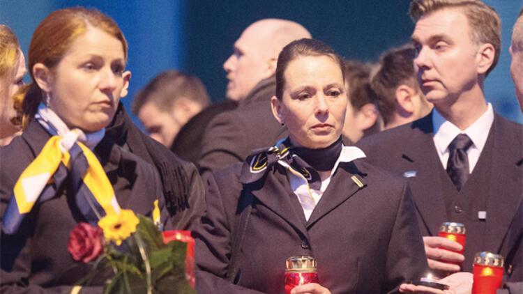 Kazadan sonra Germanwings mürettebatı uçmak istemiyor