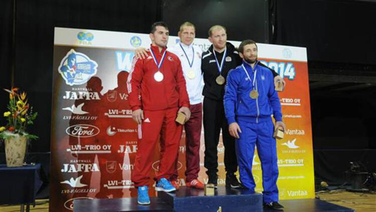 Avrupa Güreş Şampiyonası sona erdi