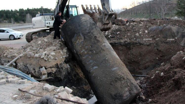 Kaçak akaryakıt istasyonunun altından 190 tonluk tanker çıktı