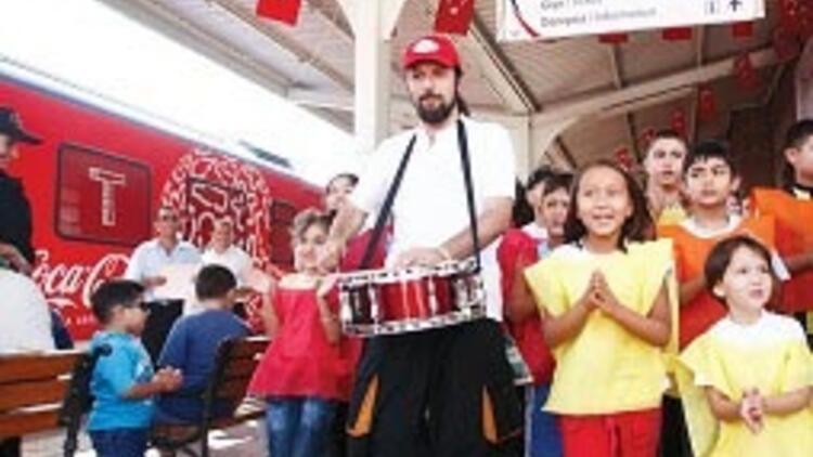Hürriyet Treni bayram albümü