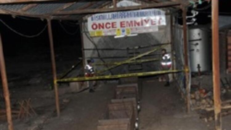 Eskişehir'de maden ocağında göçük: 4 ölü