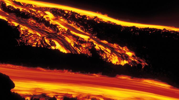 Sana dün Etna'dan baktımaziz Katanya