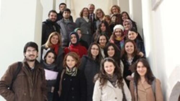 İTÜ Şehir Planlama Bölümü Urla'ya misafir