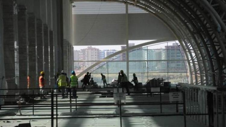 Güneydoğu'nun ilk körüklü terminali Diyarbakır'a kuruluyor