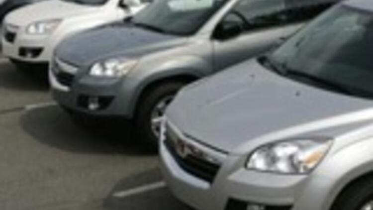 ABD otomotiv pazarını ithal araçlara kaptırdı