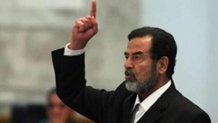 """""""ABD Saddam'ın kimyasal silah kullanacağını biliyordu ama hiçbir şey yapmadı"""""""