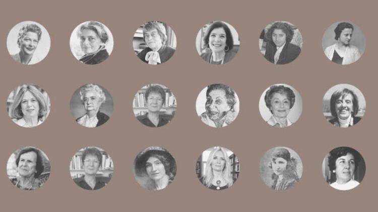 100. yılında kadınların akademi mücadelesi