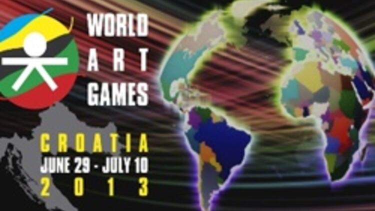 Türkiye, Dünya Sanat Olimpiyatları'nda 8 kişilik ekiple temsil edilecek