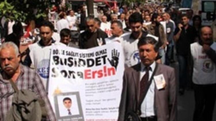 Tüm Türkiye'de grev