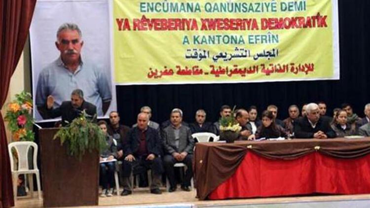 Suriyedeki Kürtler üçüncü kantonda özerklik ilan etti