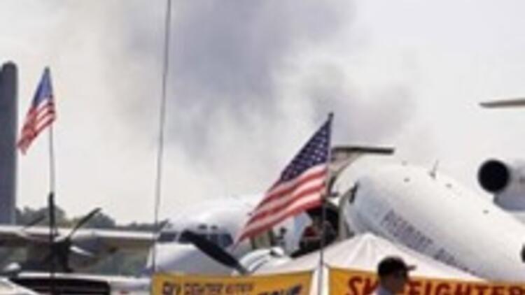'Mavi melek' çakıldı, pilot öldü