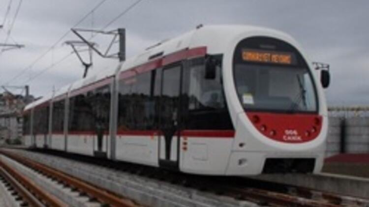 Türkiye'nin raylı sistem uzunluğu 787 kilometreye ulaşacak